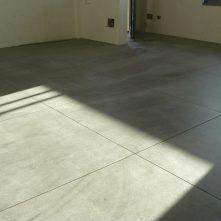 Villa, pavimento in gres porcellanato, Arzana